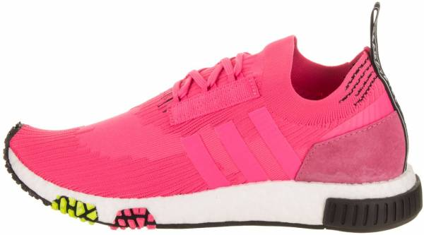 Adidas NMD_Racer Primeknit - Solar Pink Solar Pink Core Black