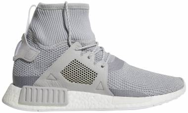 Adidas NMD_XR1 Winter - Grey Two/grey Two/grey Two (BZ0633)