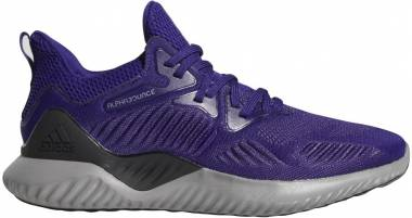 Adidas AlphaBounce Beyond Real Purple/White/Black Men