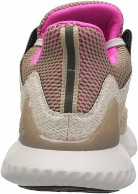 adidas Alphabounce Beyond M Black Grey Men Women Unisex Running Shoes B76046