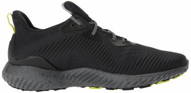 Adidas AlphaBounce EM CTD - Black/Grey/Semi Solar Yellow