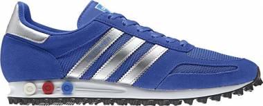 Adidas LA Trainer - Verde Hi Res Blue S18 Metallic Silver Sld Hi Res Blue S18 (CQ2279)