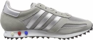 Adidas LA Trainer - Grigio Mgh Solid Grey Metallic Silver Sld Ftwr White (CQ2280)