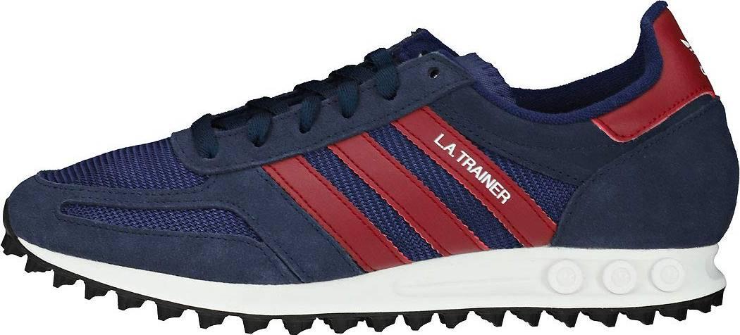 competencia vapor Subir  $134 + Review of Adidas LA Trainer | RunRepeat