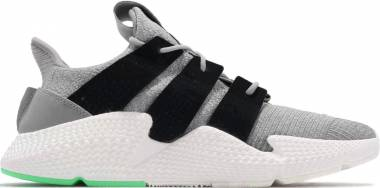 Adidas Prophere - Grey Grey Three F17 Core Black Shock Lime