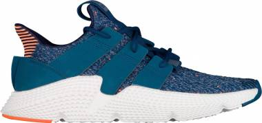 Adidas Prophere - Blue Blue Night F17 Blue Night F17 Hi Res Orange S18 (AQ1026)