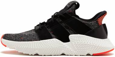 the best attitude e1c9b e9895 Adidas Prophere Core Black   Solar Red Men