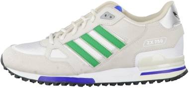 Adidas ZX 750 - Multicolor Ftwr White Green Chalk White (B24854)