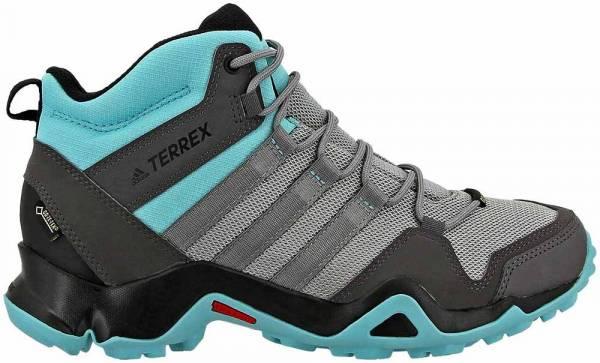 Adidas Terrex AX2R Mid GTX - Grey (BB4621)