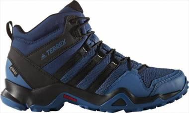 Adidas Terrex AX2R Mid GTX - Blue (BB4604)