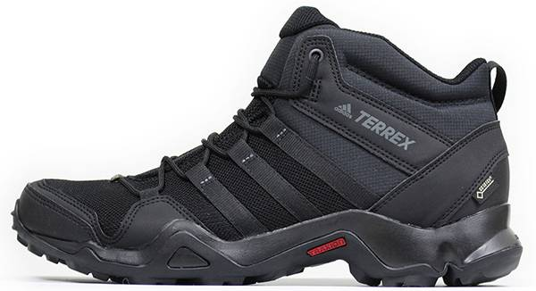 san francisco 7ac62 8362f Adidas Terrex AX2R Mid GTX Core Black Vista Grey