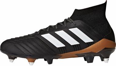 Adidas Predator 18.1 Soft Ground Black Men