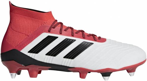 Adidas Predator 18.1 Soft Ground - Red (CP9261)