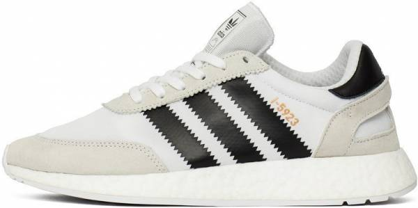 finest selection 93684 23aa9 Adidas I-5923 White   Black