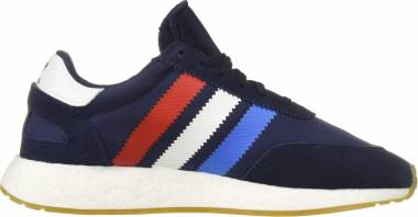 Adidas I-5923 Collegiate Navy/Active Red/True Blue Men