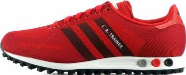Adidas LA Trainer Weave - Red