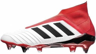 Adidas Predator 18+ Soft Ground - White