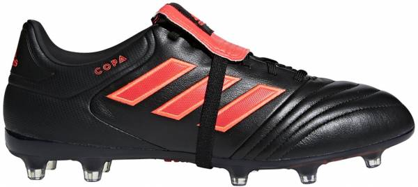 e02288e2106 Adidas Copa Gloro 17.2 Firm Ground Core Black   Solar Red   Solar Red