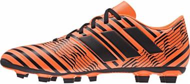 Adidas Nemeziz 17.4 FxG - Mehrfarbig Solar Orange Core Black (S80610)