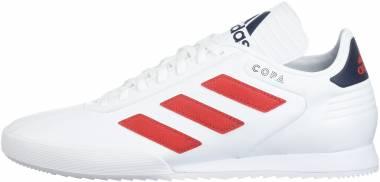 Adidas Copa Super White/Scarlet/Collegiate Navy Men