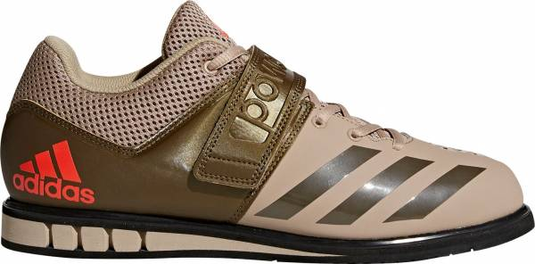 Adidas Powerlift 3.1 - Tech Beige Trace Olive Black