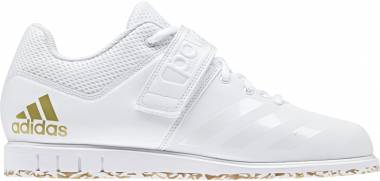 Adidas Powerlift 3.1 White/White/Gold Metallic Men