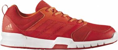 Adidas Essential Star 3 - Multicolor Scarlet Scarlet Ftwr White (BB3230)