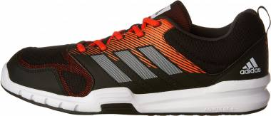 Adidas Essential Star 3 Core Black/Energy/Utility Black Men