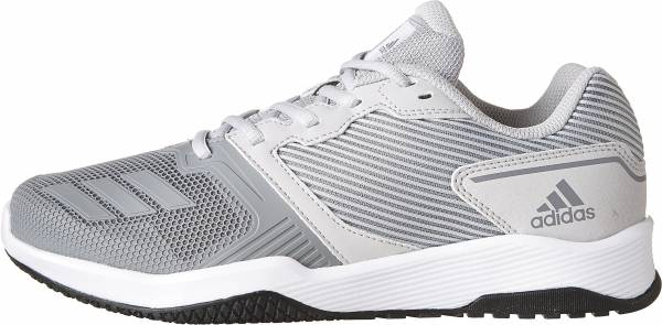 Adidas Gym Warrior 2.0 - Grey Grey Two Grey Three Grey Four (BB3238)