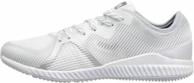 Adidas CrazyTrain Bounce - White/Metallic Silver/Clear Grey (BB1506)