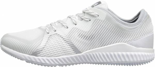 Adidas CrazyTrain Bounce White/Metallic Silver/Clear Grey