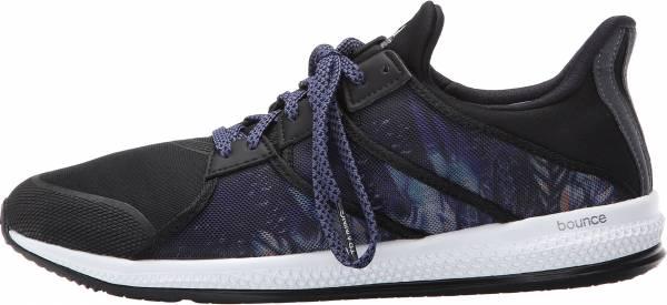 Adidas Gymbreaker Bounce - Black Purple Negbas Nocmét Morsup (AQ5366)