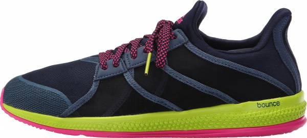 Adidas Gymbreaker Bounce - Blau (AQ4878)
