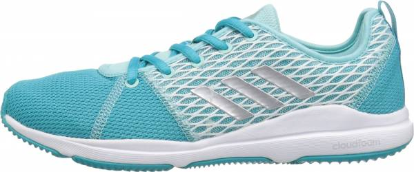 Adidas Arianna Cloudfoam Energy Blue/Metallic Silver/Ocean