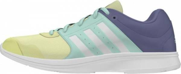 Adidas Essential Fun 2.0 - Amarillo (Amahie / Ftwbla / Morsup)