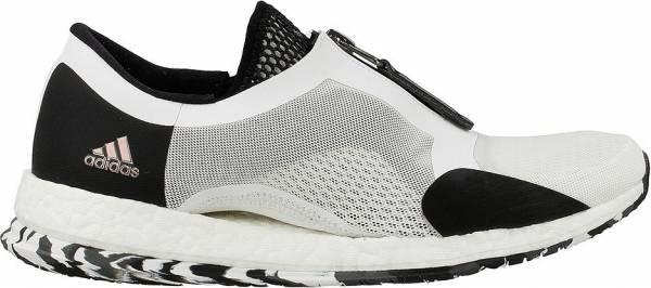 Adidas PureBoost X TR Zip - Off White Ftwbla Negbas Grpudg