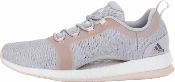 Adidas PureBoost X TR 2 - Grau Grau Gridos Ftwbla Leinen (BB3286)