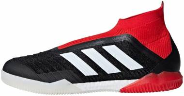 Adidas Predator Tango 18+ Indoor - Black Cblack Ftwwht Red Cblack Ftwwht Red (DB2054)