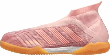 Adidas Predator Tango 18+ Indoor Clear Orange/Clear Orange/Trace Pink Men