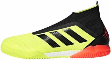 Adidas Predator Tango 18+ Indoor Solar Yellow-Black-Red Men