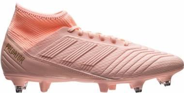 Adidas Predator 18.3 Soft Ground - Pink (D97850)