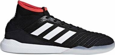 Adidas Predator Tango 18.3 Trainers Core Black/White/Solar Red Men