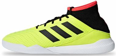 Adidas Predator Tango 18.3 Trainers - Solar Yellow/Core Black/Solar Red (DB2300)
