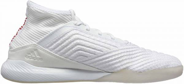 Adidas Predator Tango 18.3 Trainers - White/Blk/Coral