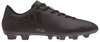 Adidas X 17.4 FxG - Black (Cblack/Cblack/Supcya Cblack/Cblack/Supcya)