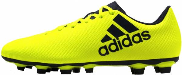 best deals on f4fbe c042a Adidas X 17.4 FxG Yellow