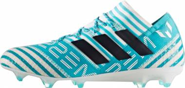 Adidas Nemeziz Messi 17.1 Firm Ground - Blue (BY2406)