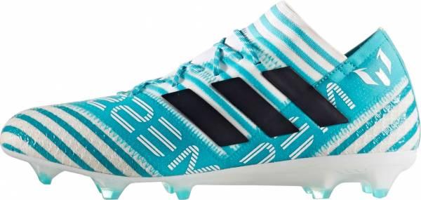 Adidas Nemeziz Messi 17.1 Firm Ground - Blue (BY2406)