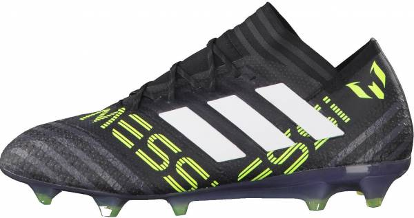 Adidas Nemeziz Messi 17.1 Firm Ground schwarz
