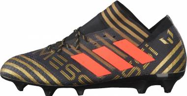 Adidas Nemeziz Messi 17.1 Firm Ground - Black (BB6351)